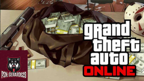 GTA5 online money $10