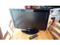 LG Television 26-inch Widescreen TV with Freeview