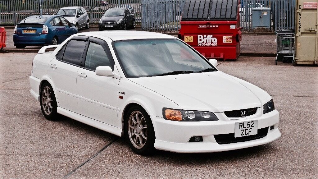 Honda Accord Euro R Cl1 Type R In Enfield London