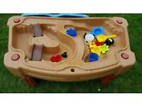Children water and sand table (early learning centre)