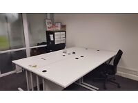 Entrepreneur and business owner hotdesks for rent