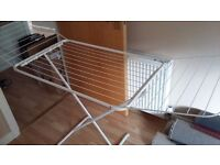 IKEA Drying rack, white