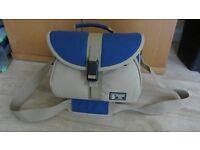 Camera bag with shoulder strap