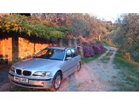 THE BEST BMW 318I TOURING/75,000/YEARS M.O.T/AUTO