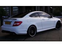 2012 62 MERCEDES-BENZ C CLASS 6.2 C63 AMG 2d AUTO 457 BHP***FINANCE AVAILABLE***