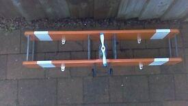 Bi-plane Shelf