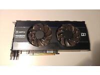 XFX ATI Radeon HD6950 Graphics Card PCI-e 2 GB GDDR5 Memory 2x DVI HDMI 2x Display Port