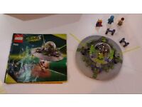 Lego Aliens Conquest model