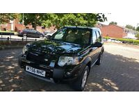 LEFT HAND DRIVE2006 AUTOMATIC FREELANDER TD4 IN SOUTH EAST LONDON