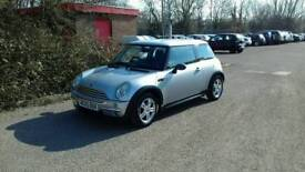 Mini One 1.4 Diesel with low mileage