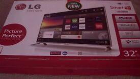 Brand new LG smart tv