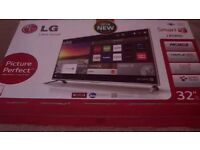 Brand new LG smart tv