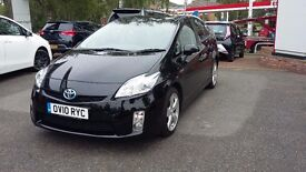 Toyota Prius-T Spirit with Excellent Conditions