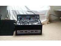 DJ Equipment/ Set