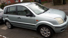 Ford Fusion, Very Good Condition Throughout, Low Milage, Very Good MPG, Excellent Runner, Long MOT.