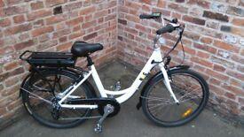 Brand new e-bike