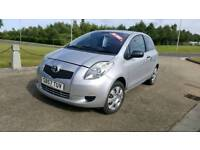 Toyota Yaris Small Engine Super Low Mileage 31k from New