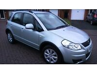 Suzuki SX4 GL - Fantastic Looking suv style cross over, MOT until - 9th Sept 2017 with no advisories