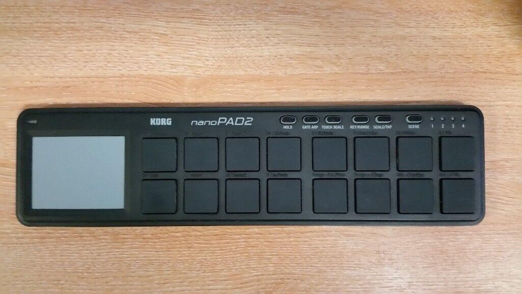 Korg NanoPad 2