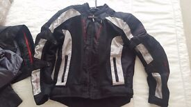 RST Pro Series Ventilator III Motorcycle Jacket XL