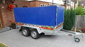 Brand new car trailer for sale 2 axles