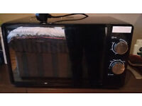 Russell Hobbs 700watt Microwave with full cover, only 2 months old