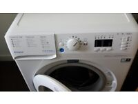 Indesit INNEX Washing Machine -A*** rating; 9kg load capacity; 1600 rpm spin speed & wool-safe wash.