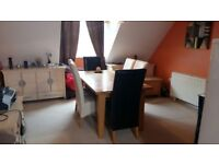 1 Double room - 3 Bed Penthouse - All bills included in price - Couples priority -