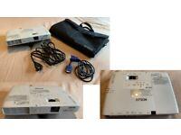 EPSON H362B WXGA LCD PROJECTOR (VGC)