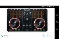 Numark mixtrack pro mixer