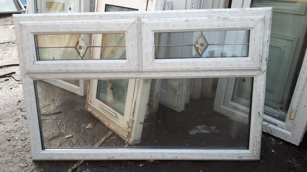 New upvc window