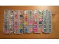 Acrylic Nail Items - £350 for job lot