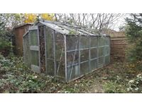 Greenhouse 3mx2,5m - with delivery