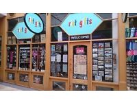 Shop to Let in The Galleries Broadmead Bristol PRICE INCLUDES VAT