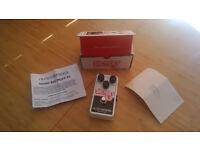 Electro-Harmonix Nano Big Muff Pi fuzz/distortion pedal (brand new/boxed)