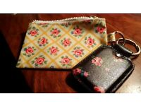 Cath Kidston small coin purse and keyring