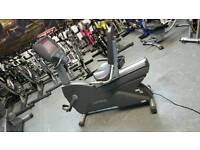 Life fitness recumbent bike. Spinning bikes available is well. COMMERCIAL GYM EQUIPMENT