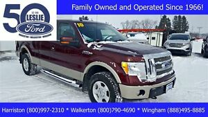 2010 Ford F-150 Lariat 4X4 | One Owner | Local Trade