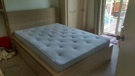 John Lewis Standard Double Mattress - Perfect condition - PRICE DROP