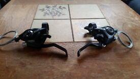 Shamino gear/Brake Levers