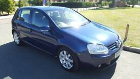 VW Golf MK5 GT 2.0L FSI Auto, Low Mileage, FSH