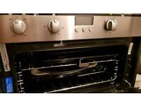 Indesit Double Oven almost new