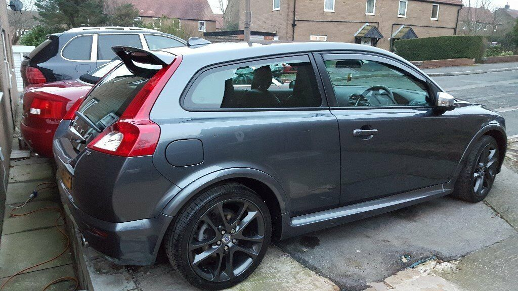 volvo c30 t5 se sport r design leather 6 speed same engine as focus st in holmfirth west. Black Bedroom Furniture Sets. Home Design Ideas