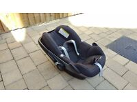 *** Maxi Cosi Pebble car seat - steam cleaned, ready for use ***