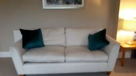 Laura Ashley Ashton Three Seater Sofa
