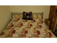 Double bedroom available in three bedroom house