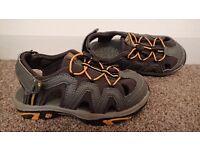 Boys Beach Sandals - Size 12/13