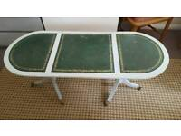 Painted Coffee Table £10