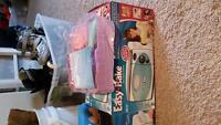 Easy bake oven and decorating set