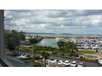 To Let - Fabulous seafront apartment overlooking Bangor Marina